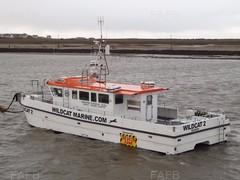 14m Windfarm Support vessel