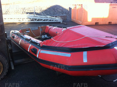 DSB EX OFFSHORE INFLATABLE  RESCUE BOAT