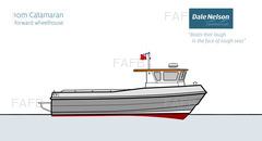 Dale Nelson 10 & 11 metre Catamaran