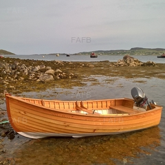 Traditional Built Dinghy