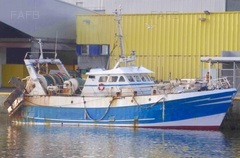 French stern trawler 93072341