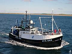 CONQUEST BCK265, WOODEN TRAWLER BUCKIE ... boat for sale