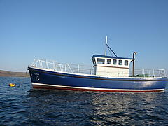 CULMORE, EX PILOT BOAT boat for sale
