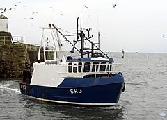 SINCERE V, STEEL TRAWLER boat for sale