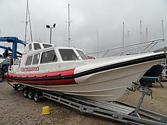 CUCHULAINN, REDBAY - STORMFORCE RB... boat for sale