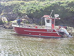 RUBY, STEEL POTTTER NETTER boat for sale