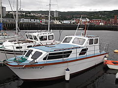 TOP MIST, VIKING SEA MASTER GRP boat for sale
