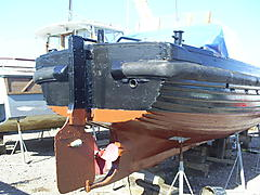 TH424, WOODEN WORKBOAT boat for sale