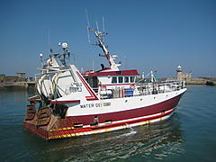 MATER DEI, STEEL FREEZER TRAWLER boat for sale
