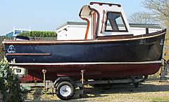 QUIET GIRL, TREEVE COVE BOAT boat for sale