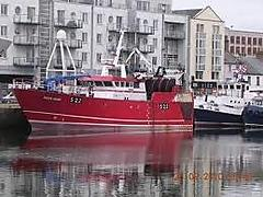 SEAN OISIN , STEEL FREEZER TRAWLER boat for sale