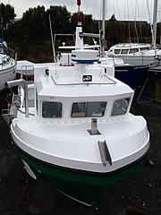 CYGNUS CYCLONE 30, CYGNUS CYCLONE  boat for sale