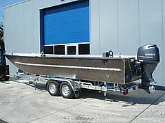 NEW 5 & 7 METER ALUMINIUM, HASEKAMP ALUMINIUM boat for sale