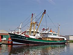 GERT JAN, STEEL BEAM TRAWLER boat for sale