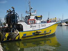 ALIYA, ACHM TRAWLER boat for sale