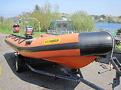 BOBBY, HUMBER boat for sale