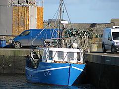 EOMHUIN MACHA, TYRELLS BUILT CARVIL T... boat for sale