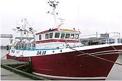 CELTIC CROSS, STEEL TRAWLER boat for sale