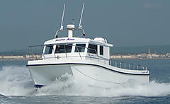 KATIE ANN, COUGAR CAT boat for sale