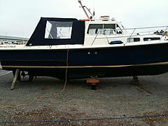 ZULU , MITCHELL 31 MKII MK11 boat for sale