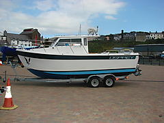 LA CONNOR, OSPREY boat for sale