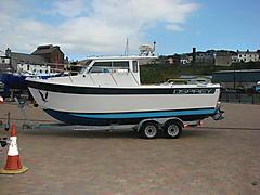 LA CONNOR, OSPREY boat for sale