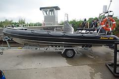 ALIMAL 700 RIB, ALUMINIUM HULL RIB boat for sale
