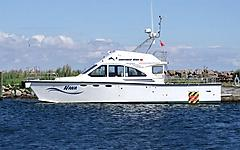 "NANA II, POWERGLIDE CATAMARAN 46"" boat for sale"