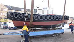 CPBS BULLDOG, TUG WORKBOAT boat for sale
