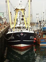 LLOYD TYLER, STEEL BEAM TRAWLER STE... boat for sale