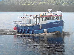 MAID OF THE TAY, WOODEN FERRY CURTIS AN... boat for sale