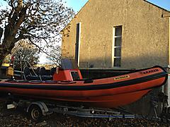 KRAKEN, HUMBER DESTROYER DESTR... boat for sale