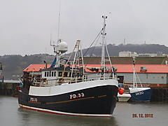 ELEGANCE, TWIN RIG TRAWLER boat for sale