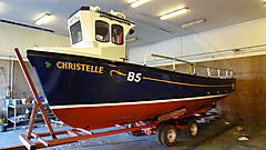 CHRISTELLE, GRP boat for sale
