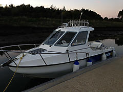 BOB THE PLUMBER, RAIDER 18 WHEELHOUSE boat for sale
