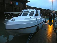CHRISTINA B, CYGNUS TORNADO boat for sale