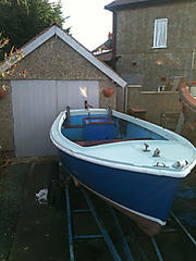 MY TRACEY, GRP boat for sale