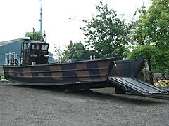 LANDING CRAFT, ALUMINIUM EX. MILLITARY boat for sale