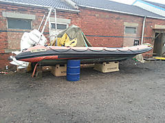 NO NAME, HUMBER RIB OCEAN boat for sale