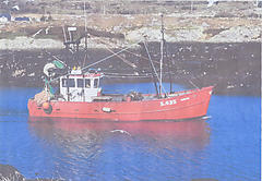 ANRAJO, STEEL FISHING TRAWLER  boat for sale