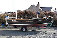 BUNG II, SEAKING FULL SHELLFISH boat for sale