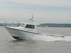 MAVERICK, PROCHARTER31BREAKSEABOATS boat for sale