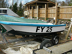 CEE 'J', **MUST SELL** DORY DEL... boat for sale