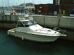 INDEPENDENCE, LUHRS boat for sale