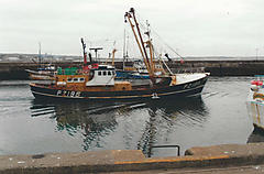 WILLIAM STEVENSON, BEAM TRAWLER boat for sale