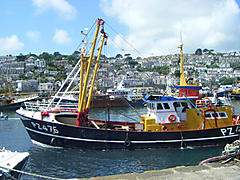 LISA JACQUELINE STEVENSON, BEAM TRAWLER boat for sale