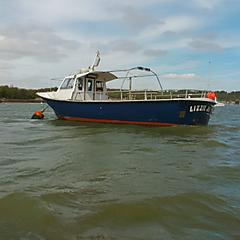 MFV LIZZIE JOE, OFFSHORE 105 boat for sale