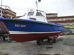 BIG RAY, MITCHELL 31 MRK 1 boat for sale