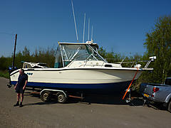 LION HART, SEA PRO boat for sale