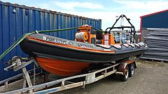 STORMRIDER, RIBCRAFT 6.5 MTR. boat for sale
